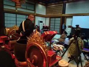 六本木で妙善寺映画祭